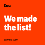 Inc Magazine 5000 List